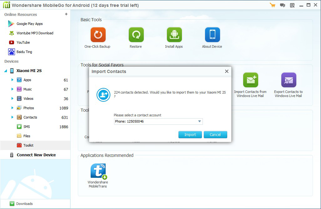 How to Sync Windows Live Mail with Samsung Galaxy
