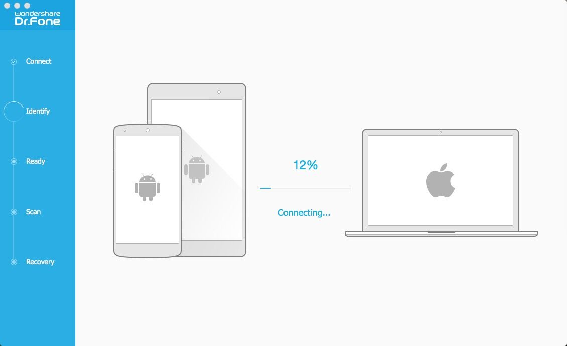 Connect Android Phones