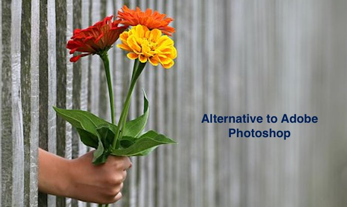 Alternative to Adobe Photoshop