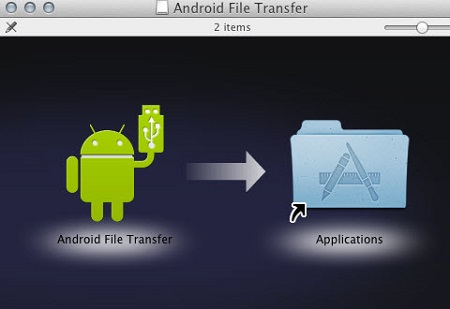 Download Android File Transfer on Mac