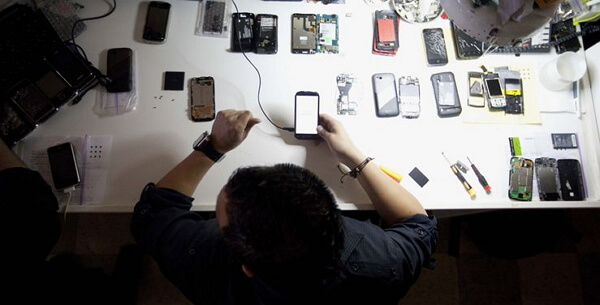 Send Your Phone to Repair Shop