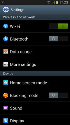 Disable Bluetooth of Your Android