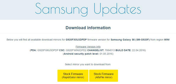 Samsung Update Odin Download