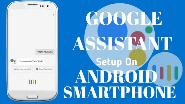 Set Up Google Assistant on Android