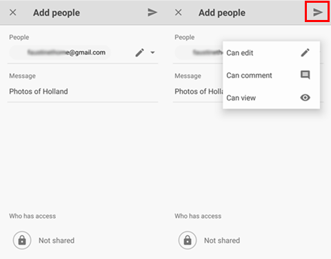 How to Share Photos from Android Phone via Google Drive