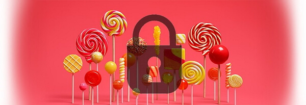 Lollipop Factory Reset Protection