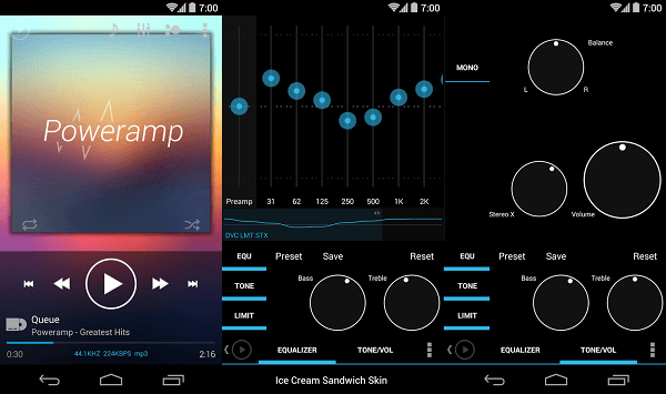 Top 5 Useful Music Player Apps