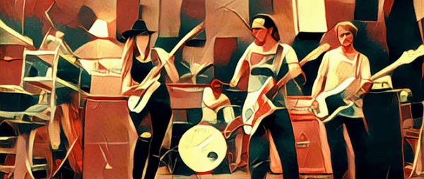 Prisma Image of Band