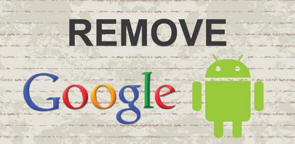 How to remove photos from google account