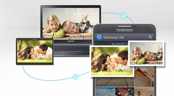 Samsung Link: Search Across Devices