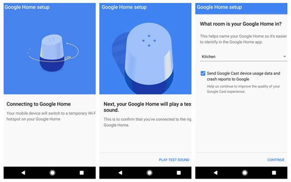 what is needed to hook up google home matchmaking pro