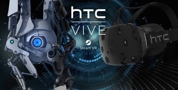 Set up HTC Vive Installation Guide