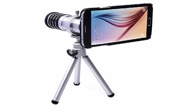 Use Portable Tripod