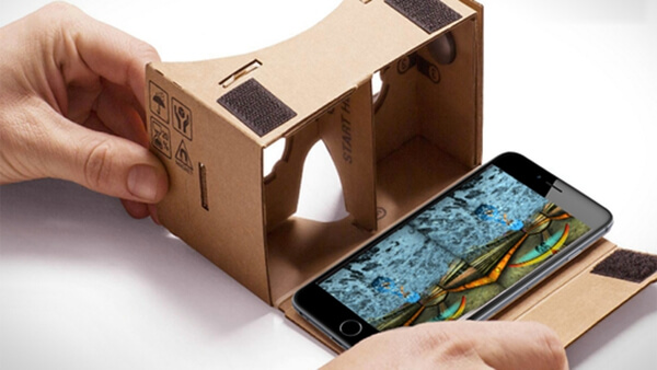 Use VR Glasses with iPhone Insert iPhone