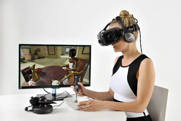 Virtual Reality Requires Three things
