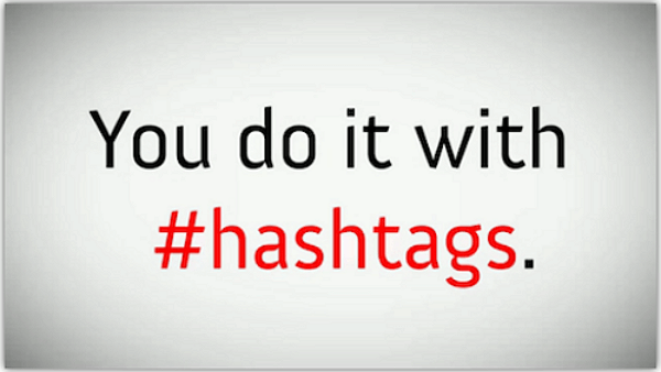 Add Instagram Hashtag