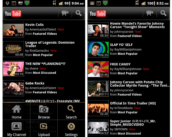 YouTube Video Player for Android