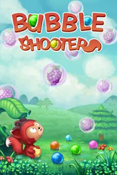 Main Interface of Bubble Shooter