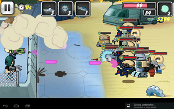 Free Download Dawn of the Robots on Android