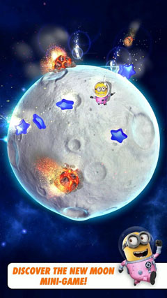 Discover the New Moon Mini Game