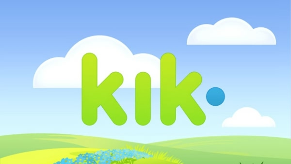 Cannot log in Kik Account