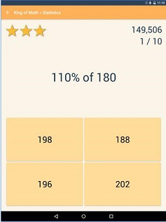 King of Math for Android