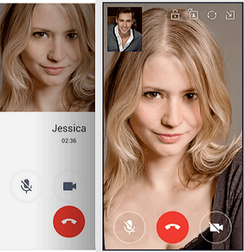 Make Free Voice and Video Call