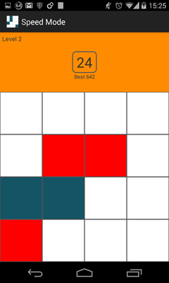 Level 2 on Memory Tiles after free downloading