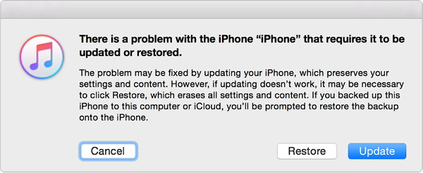 ipod touch stuck in recovery mode and computer wont detect it