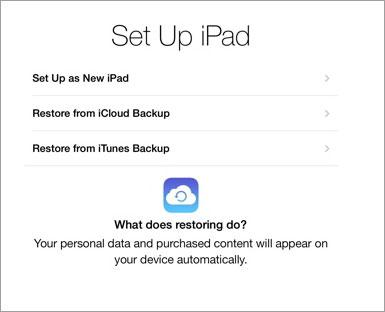 Retrieve Photos from iPad Air