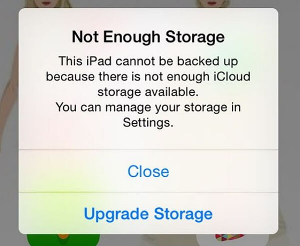 How To Fix Icloud Backup Failed Issues