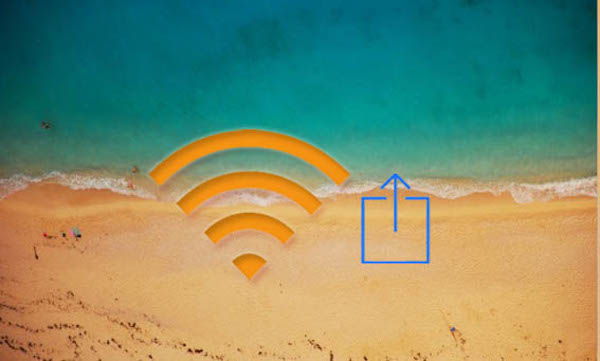 Wi-Fi Sharing without password in iOS 11