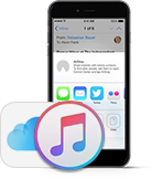 Sync iPhone with iTunes & iCloud