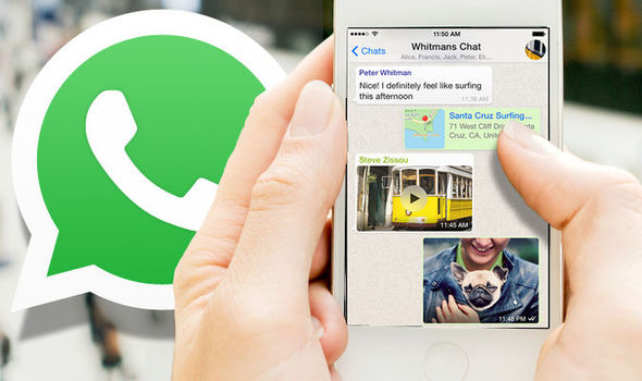 Backup WhatsApp from iPhone