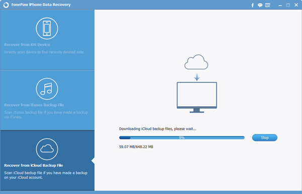How to Recover Messages from iCloud Backup