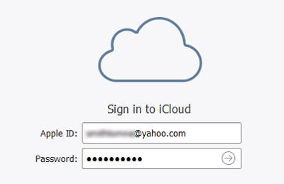 Restore iPhone Files from iCloud Back