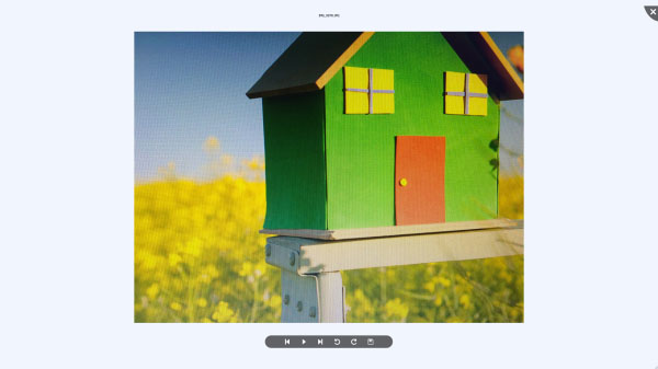 Preview and Export Pictures from iPhone to Mac