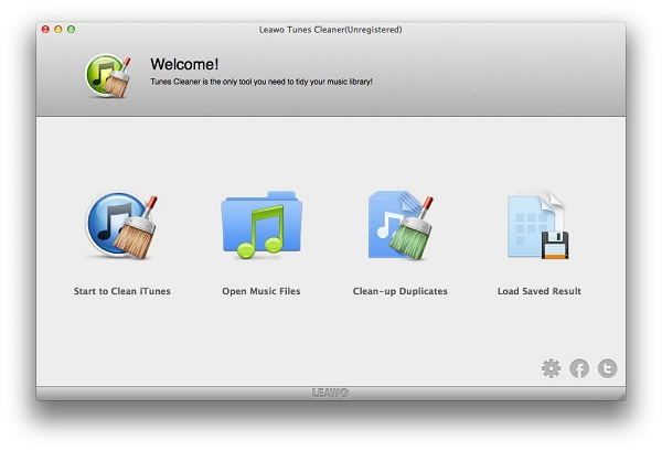 iTunes library management
