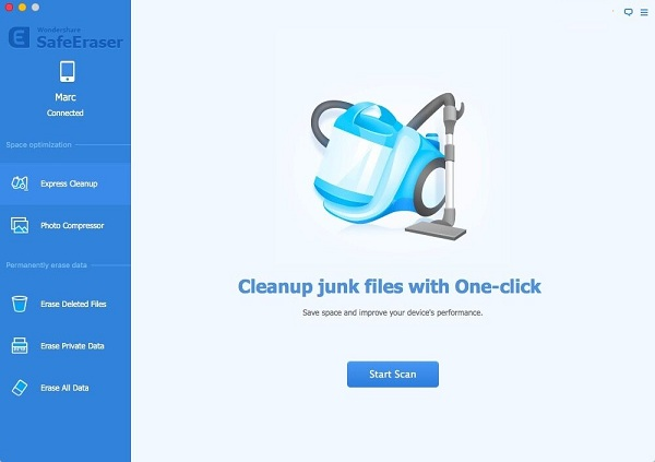 Clean up Junk Files on Mac