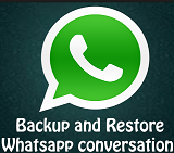 Back up and Restore WhatsApp Messages on Android
