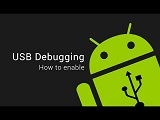 Enable USB Debugging on Android with J-code