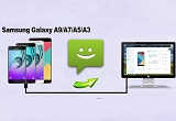 Export Samsung Galaxy/Note SMS to Computer