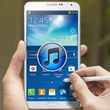 Transfer iTunes Music to Galaxy Note