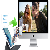 Transfer iPad Video to Mac