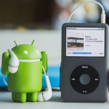 Play iPod Music on Android