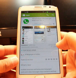 Retrieve Samsung WhatsApp Messages