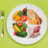 S Health Record Diet