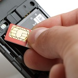 Remove Lock of SIM Card