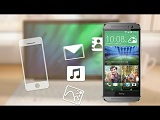 Set up HTC Transfer Tool and Sync Files to New HTC