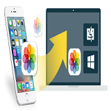 Transfer iPhone Photos to Mac